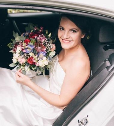 Svatební účesy 2